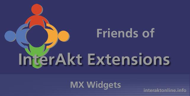 JavaScript errors when using MX Widgets