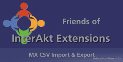 MX CSV Import and Export
